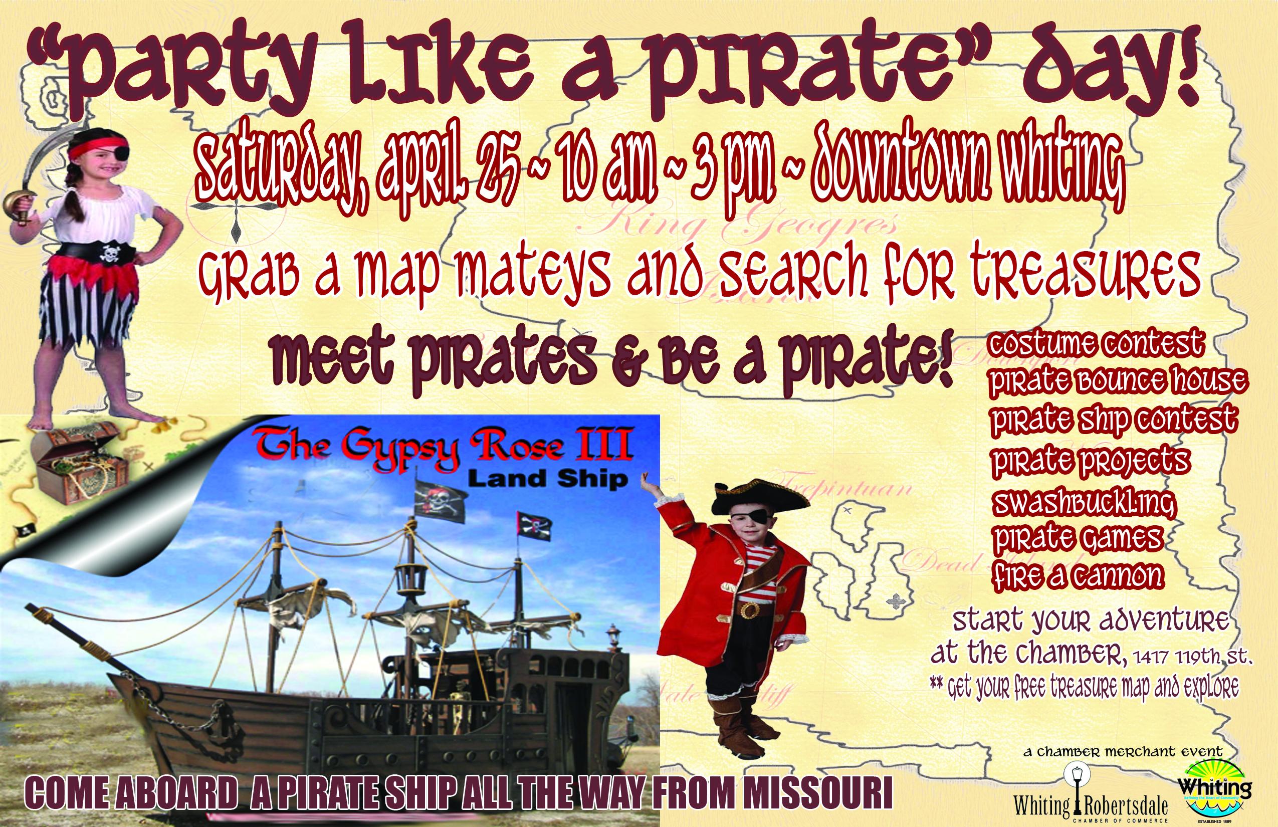 PirateDayPoster