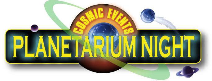 Planetarium-Night
