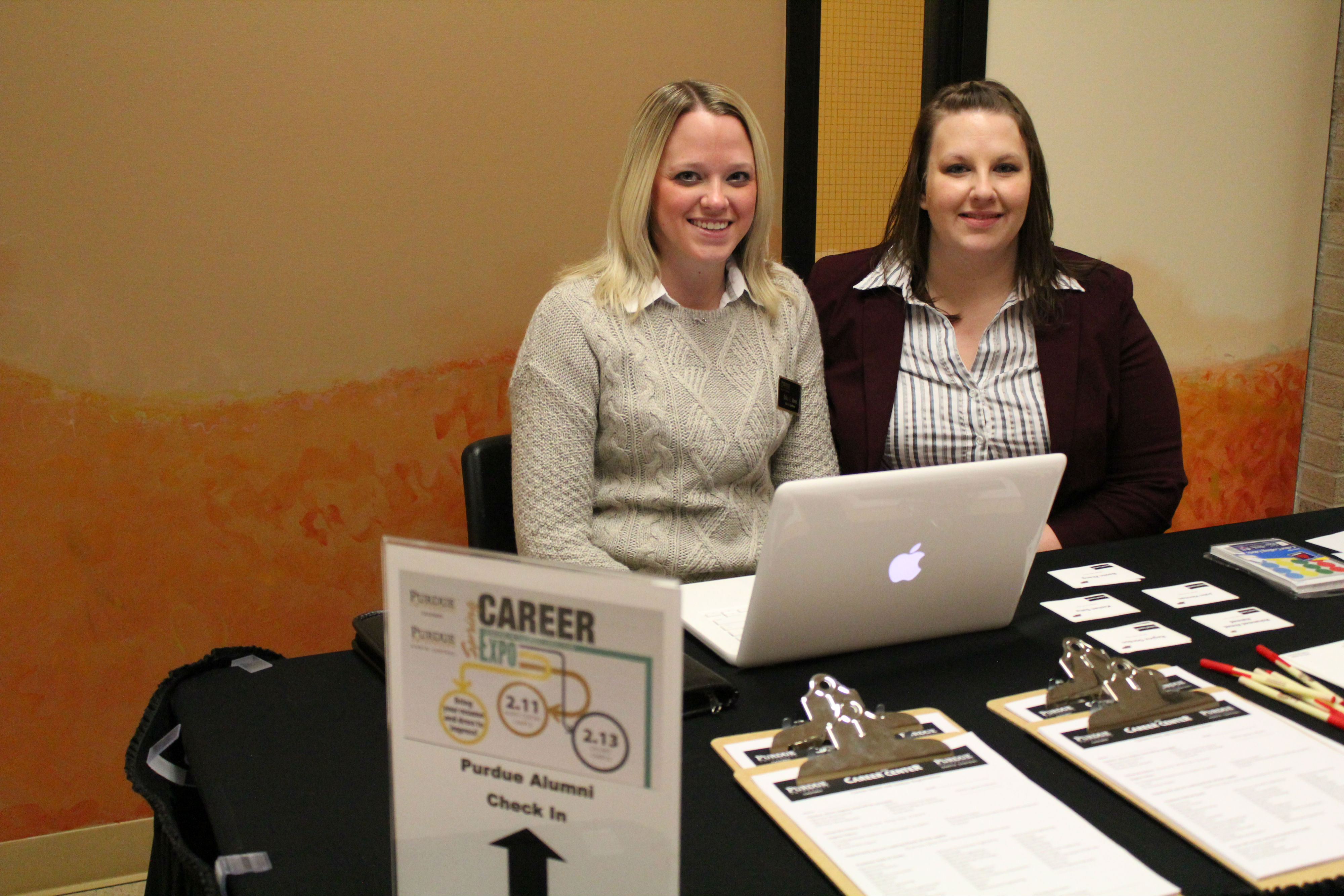 Purdue University North Central Hosts Spring Career Fair Expo