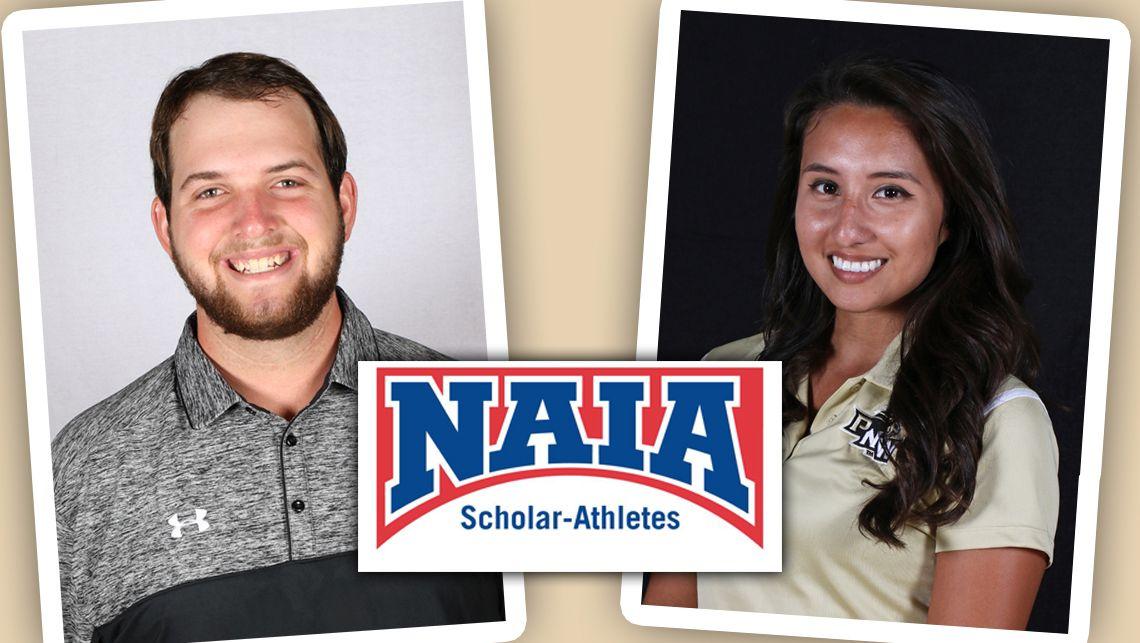 PNW-Purdue-Northwest-Baez-Mudd-Earn-NAIA-Scholar-Athlete-Honors