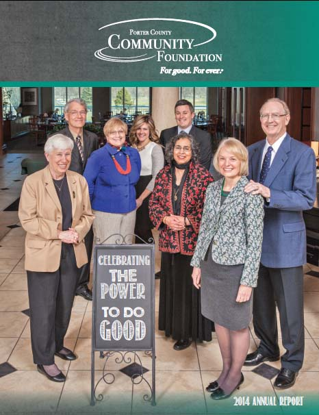 Porter-County-Community-Foundation-Annual-Report-2014