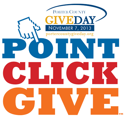 Keep the Fire Burning on Porter County Give Day