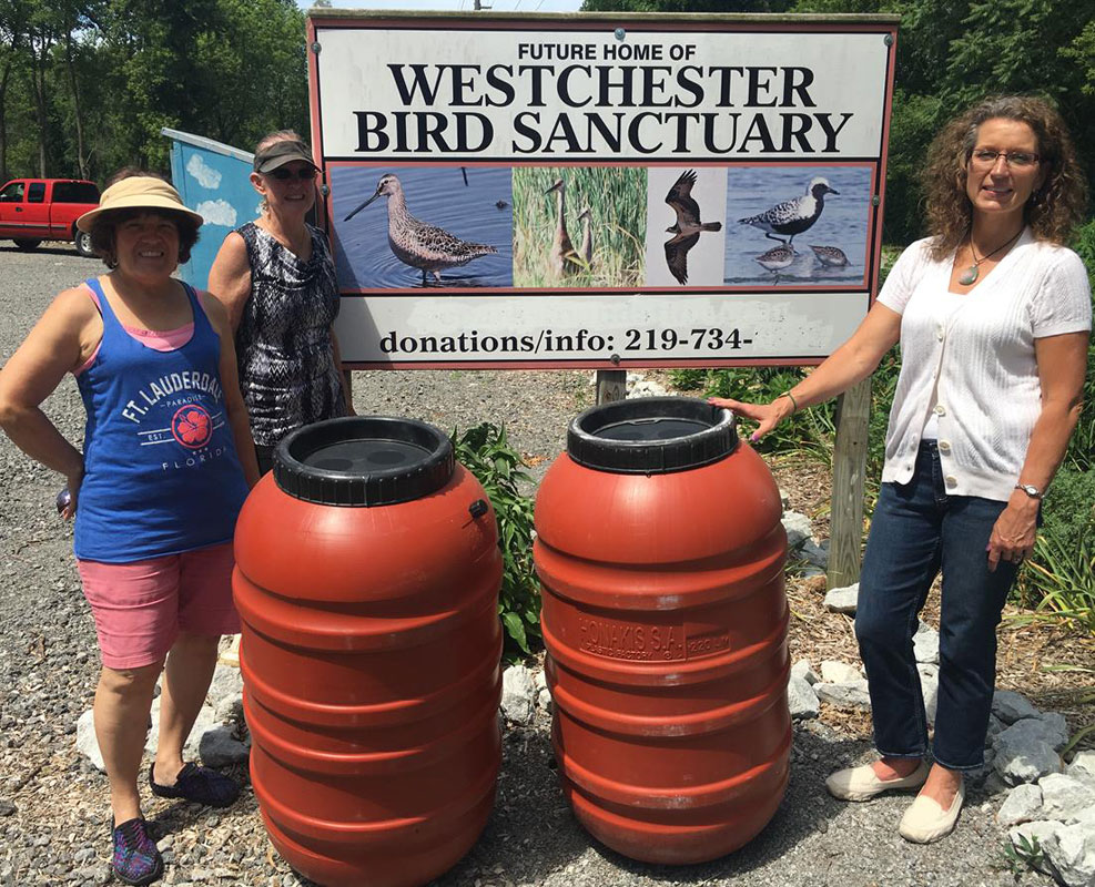 Porter-County-Recycling-and-Waste-Reduction-Rain-Barrels-to-Benefit-Bird-Sanctuary-2017