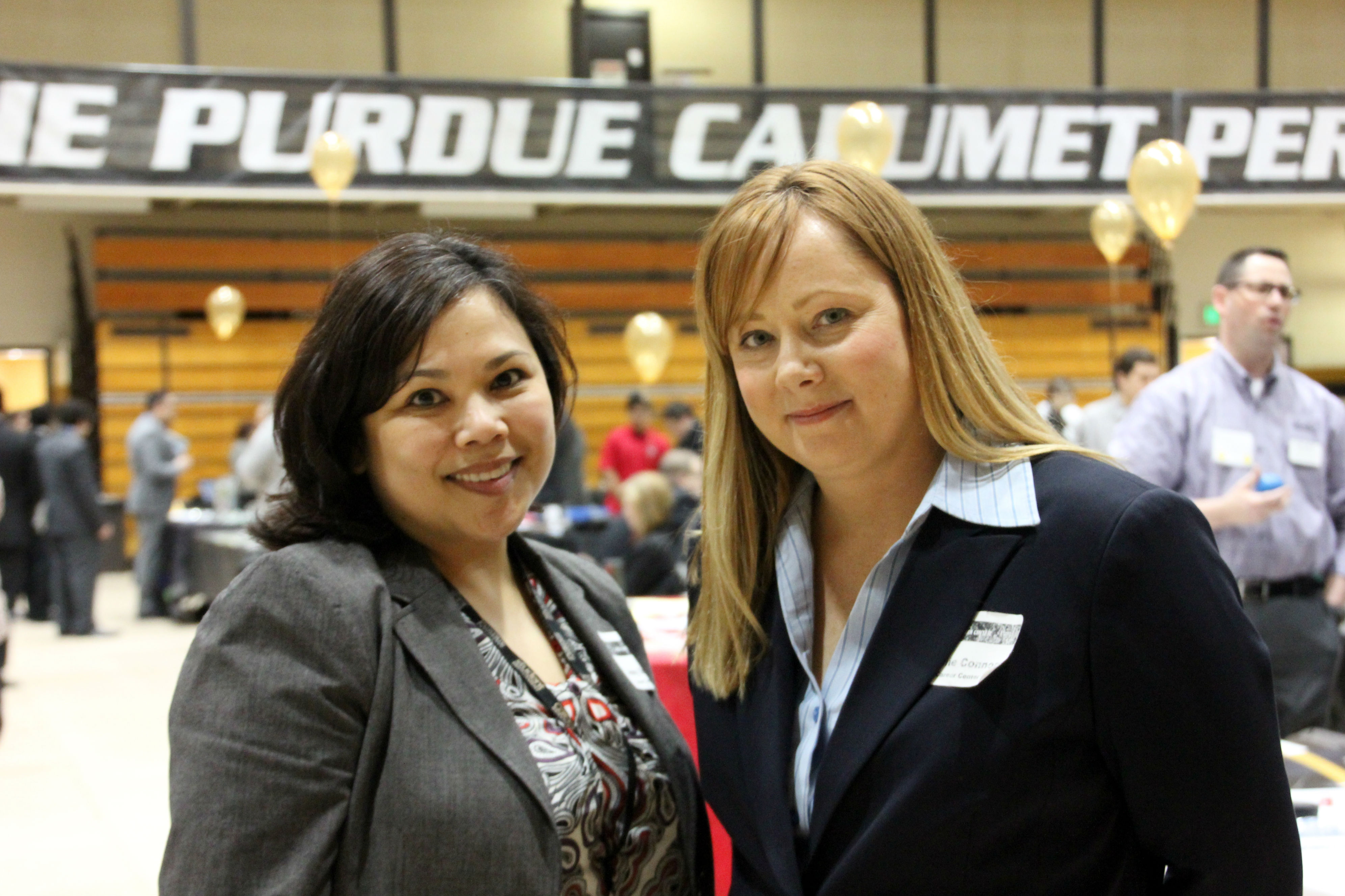 Purdue University Calumet Career Fair Looks for Talented Students
