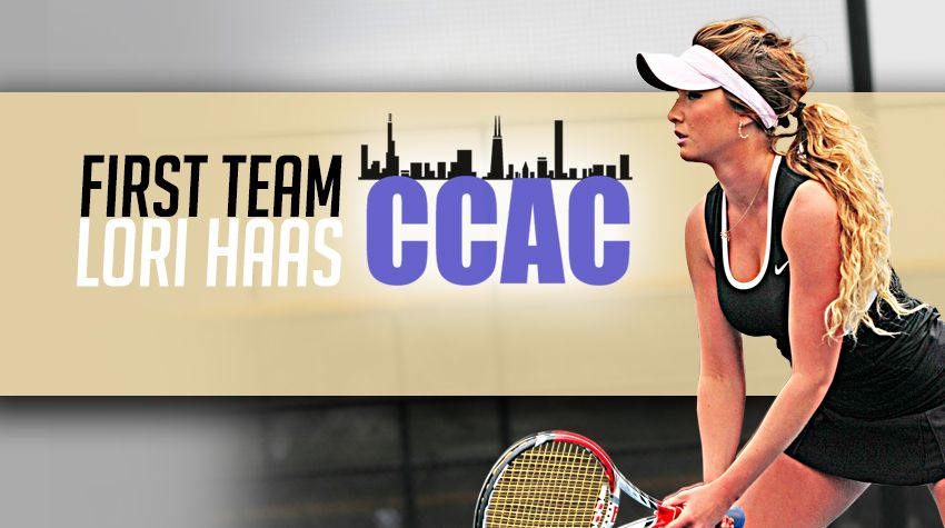 PUC-Lori-Haas-Earns-Second-Straight-All-CCAC-Honor