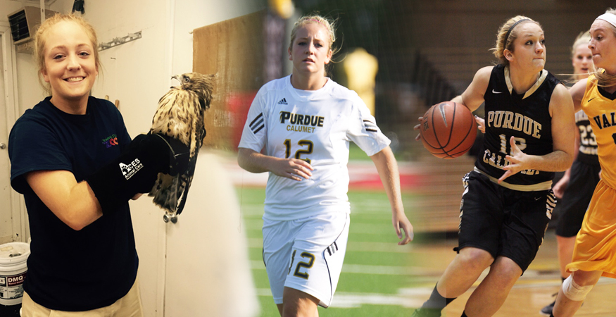 PUC-Purdue-Calumet-Two-Sport-Athlete-Completes-Zoo-Internship