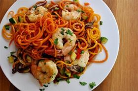 Pumps-Fitness-Asian-Shrimp-and-Noodles