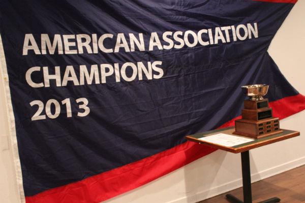 Gary SouthShore RailCats Celebrate American Association Championship