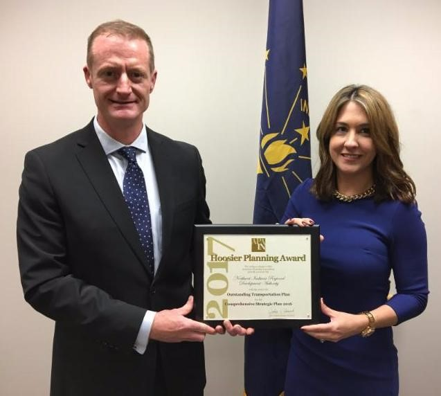 RDA-Receives-Outstanding-Transportation-Plan-Award-for-NWI-Commuter-Rail-Vision