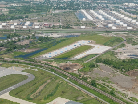 RDA-Weekly-Update-Gary-Airport-Expansion-Nears-Completion