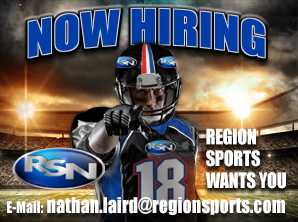 Region Sports Network Seeking Freelance Video Producer
