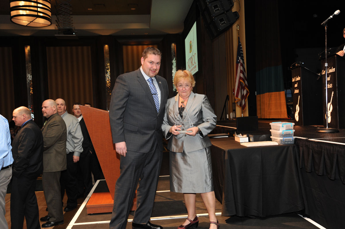 Local Carpenters Union Recognizes Local Carpenters and Community Members at Annual Banquet