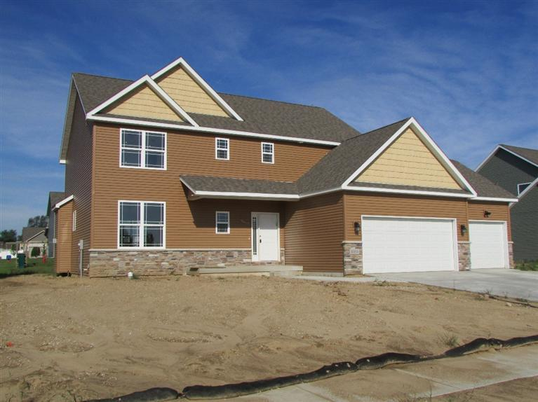 Realty Executives Premier Featured Listing: New Construction 4-Bedroom in Prairie Ridge