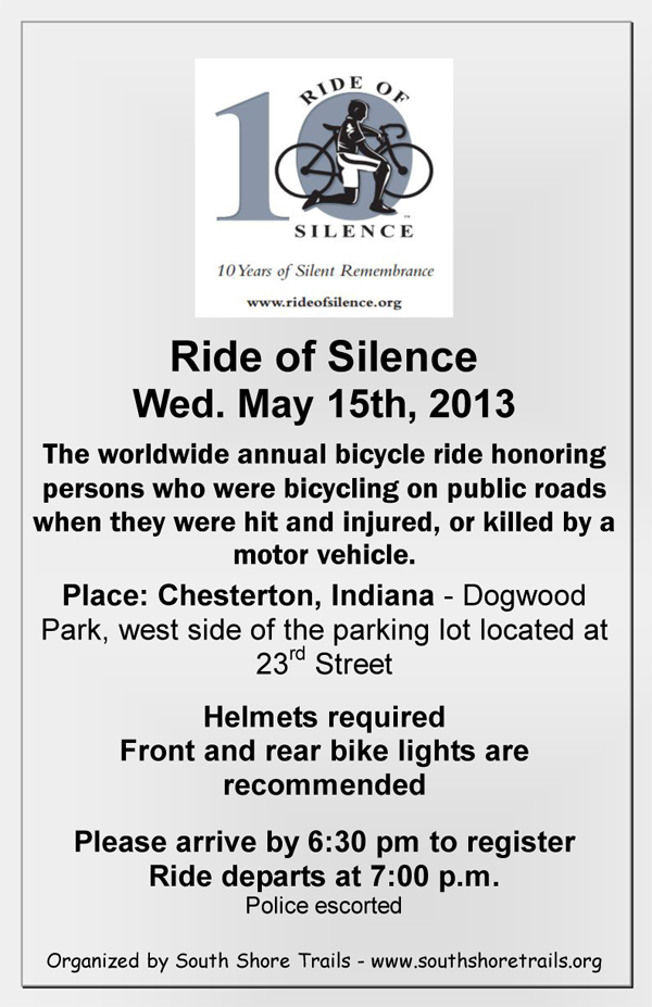 2013 Ride of Silence