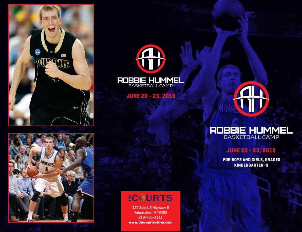 Sauers Auto Giving Away Two Spots to 2016 Robbie Hummel Basketball Camp