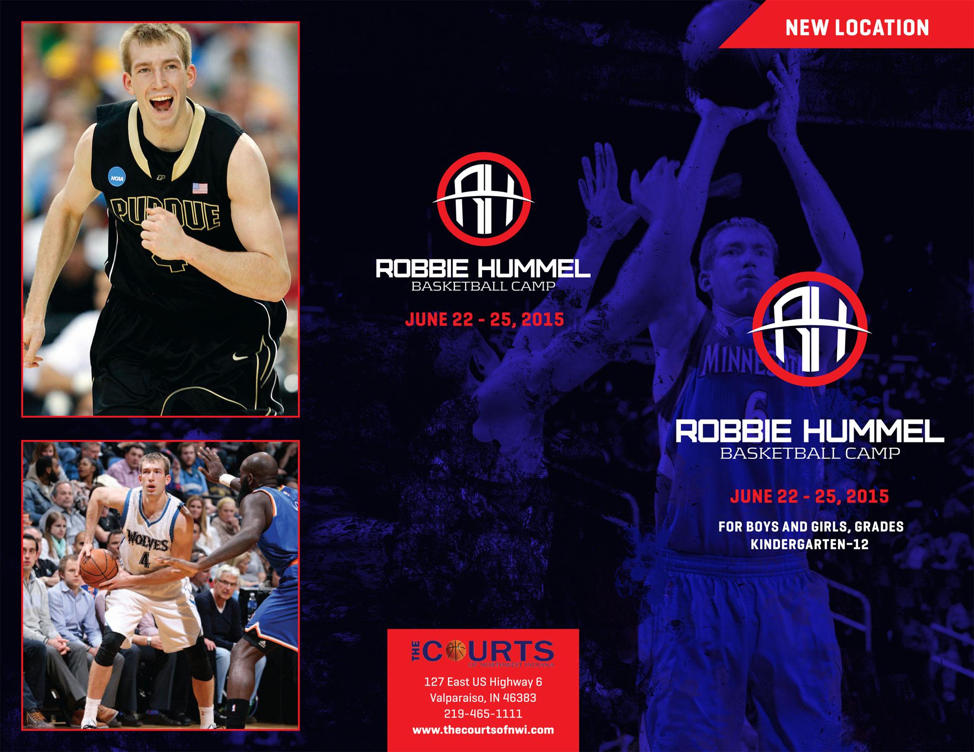 Robbie Hummel Basketball Camp Returns to NWI June 22-25