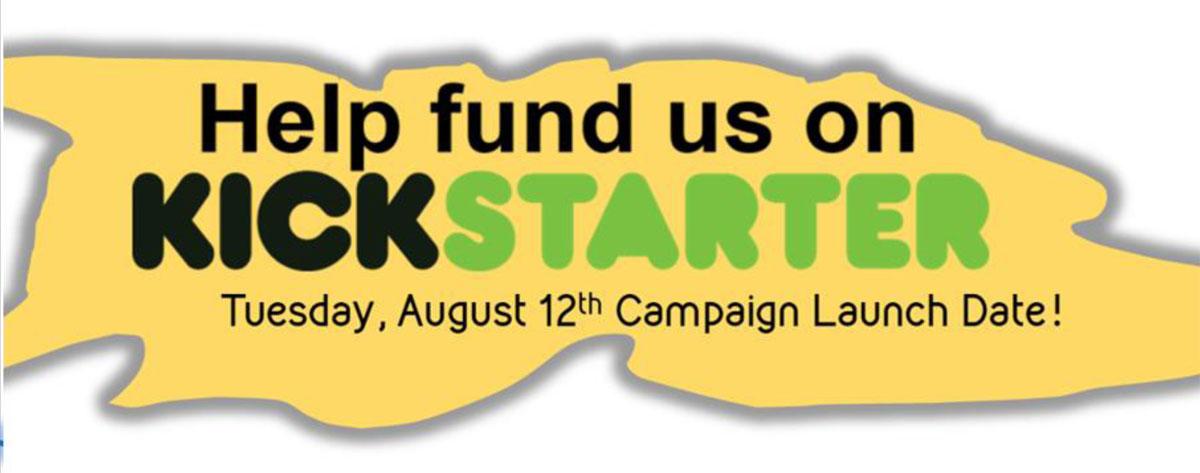 Help Fund Rockzip's Kickstarter on August 12