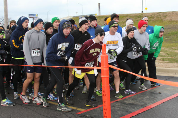 5k Race at Blue Chip Casino Benefits Riley's Children's Hospital
