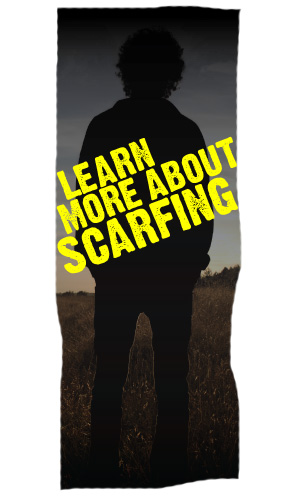 Scarfing