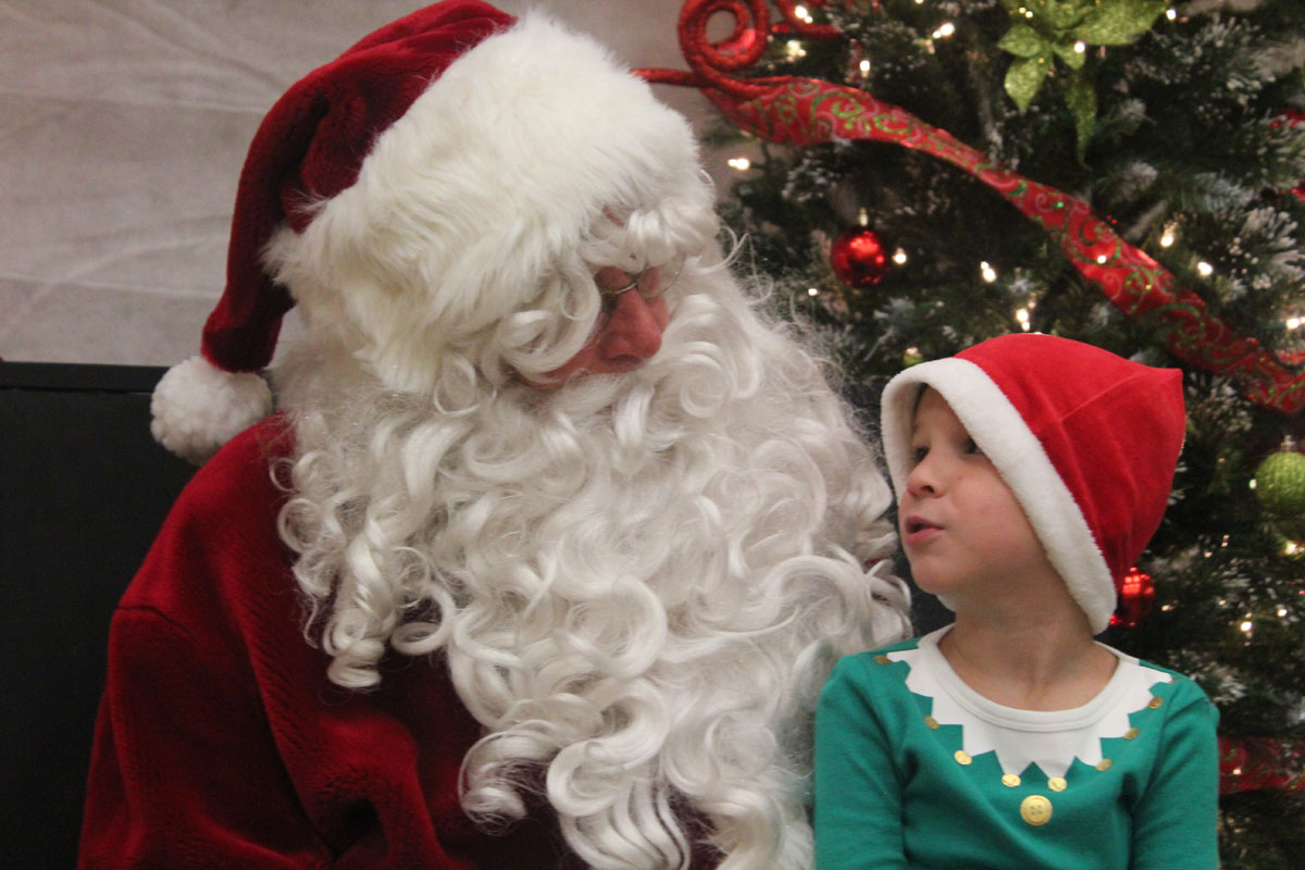 Letters from Santa Available through Schererville Parks & Recreation