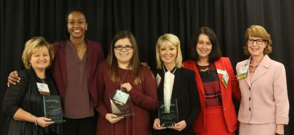 Hobart High School, St. Mary Medical Center Earn Indiana Chamber School Counseling-Business Partnership of Year Honors