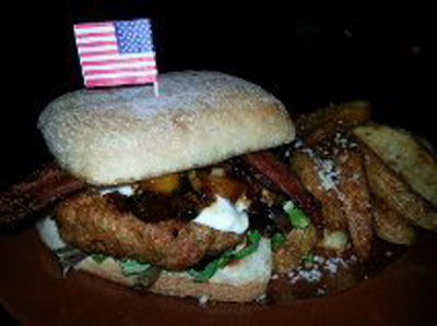 Sergeant-Lindsey-Turkey-Burger