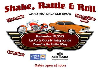 Shake, Rattle & Roll with the United Way of La Porte County