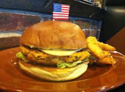 Smoked-Salmon-Burger