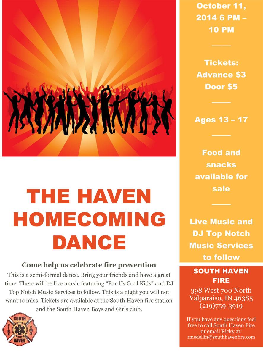 south-havenTeen-Dance