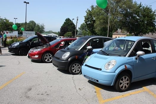South Shore Clean Cities Joins 7-state Project to  Get People Charged Up About Electric Vehicles