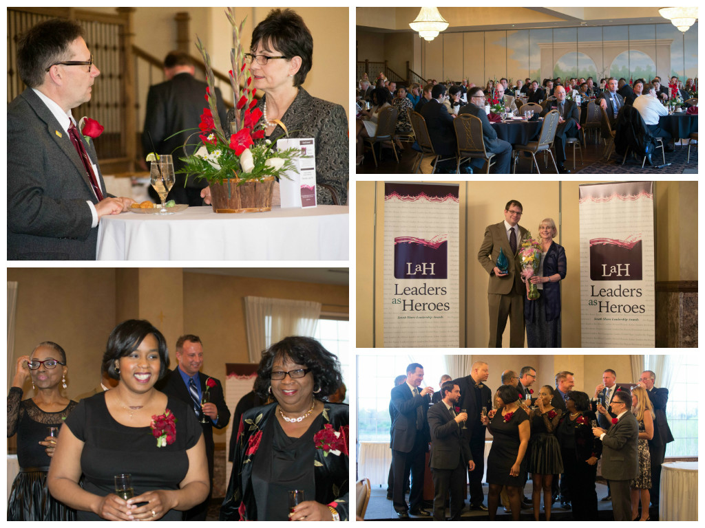 Region Leaders Honored with 2015 South Shore Leadership Awards