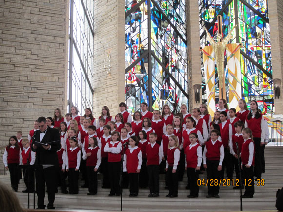 Southlake Children's Choir Announces On-Going Auditions for 2013-2014 Season