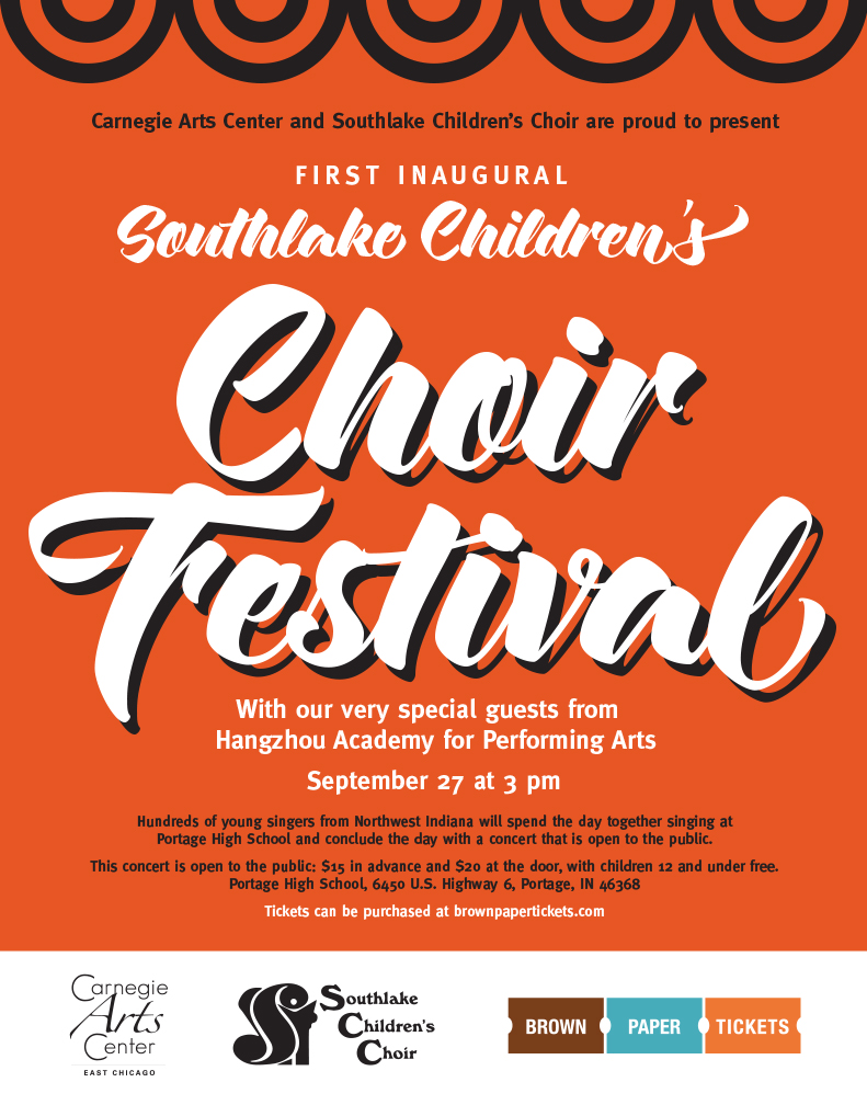 Southlake Children's Choir to Host First Choral Festival with Special Guest Hangzhou Performing Arts School Student Performers from China
