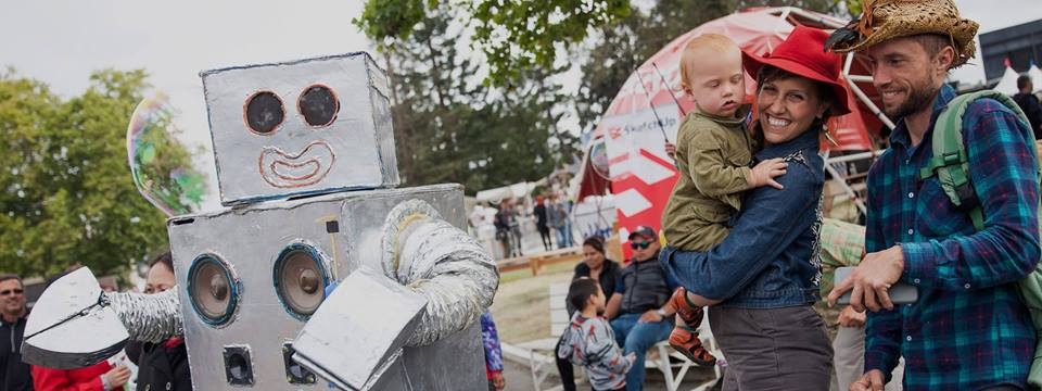 "Makers, Crafters, and Performers to ""Show and Tell"" at South Shore Mini Maker Faire"