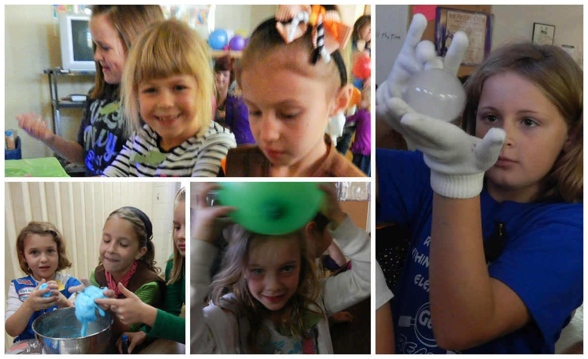 Spooky-Science-Entertains-Young-Girl-Scouts