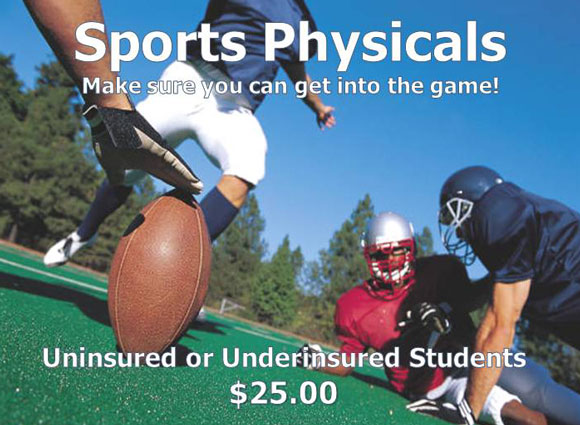 Sports-Physicals