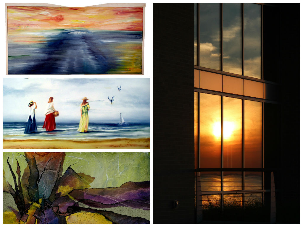 """Opening at Southern Shore Art Association, Michigan City, IN: """"Summer of Art"""" – July 11, 2014"""