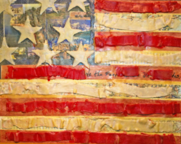SSAA-KarenBoatright-flag