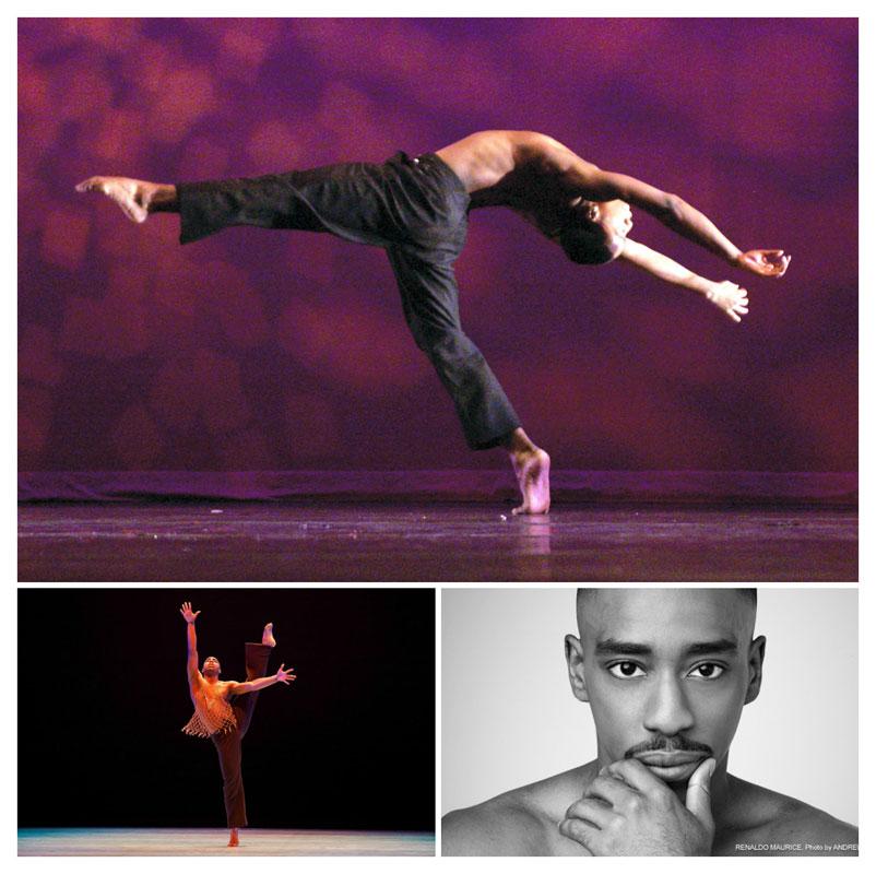 Gary Native Renaldo Maurice Gardner, Alvin Ailey American Dance Theatre Company Member, to Teach Master Class January 22-23, 2015