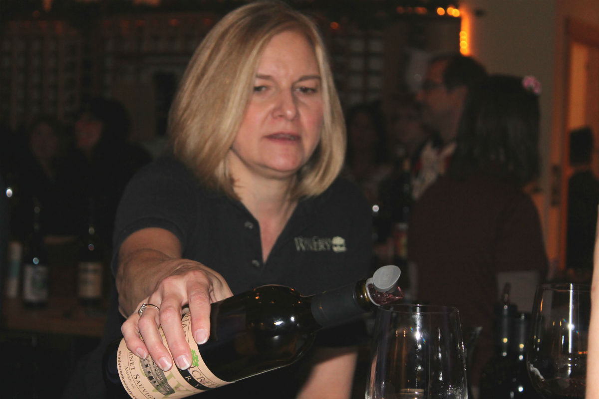 Local Businesses Come Together To Host The 2015 Winter Wine Wonderland