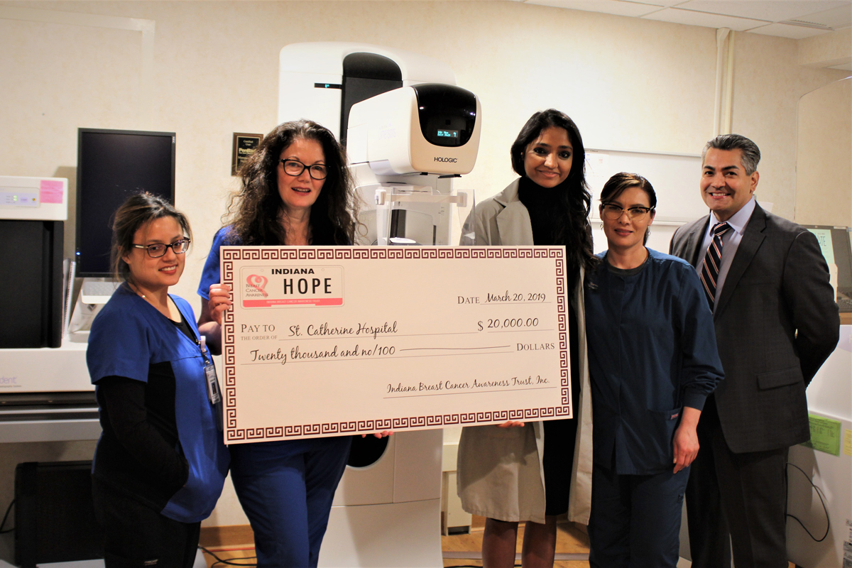 St-Catherine-Hospital-Receives-20000-Grant-for-Breast-Cancer-Screenings