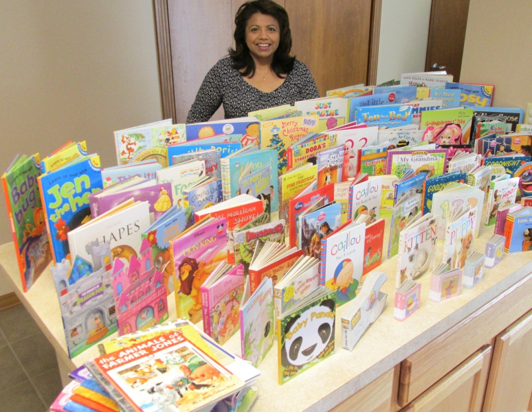 St-Laborious-Church-donates-childrens-books-to-st-margaret