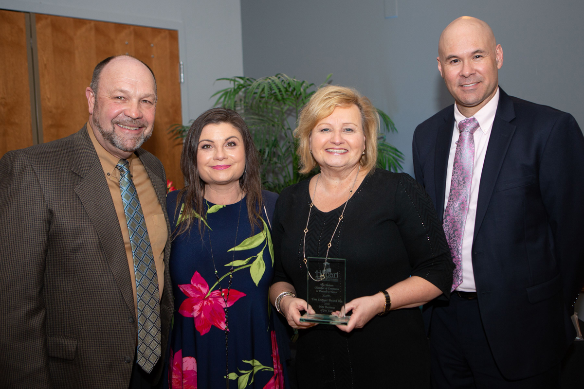 St-Mary-Medical-Center-CEO-Janice-Ryba-Honored-as-Business-Person-of-the-Year-by-Hobart-Chamber-of-Commerce