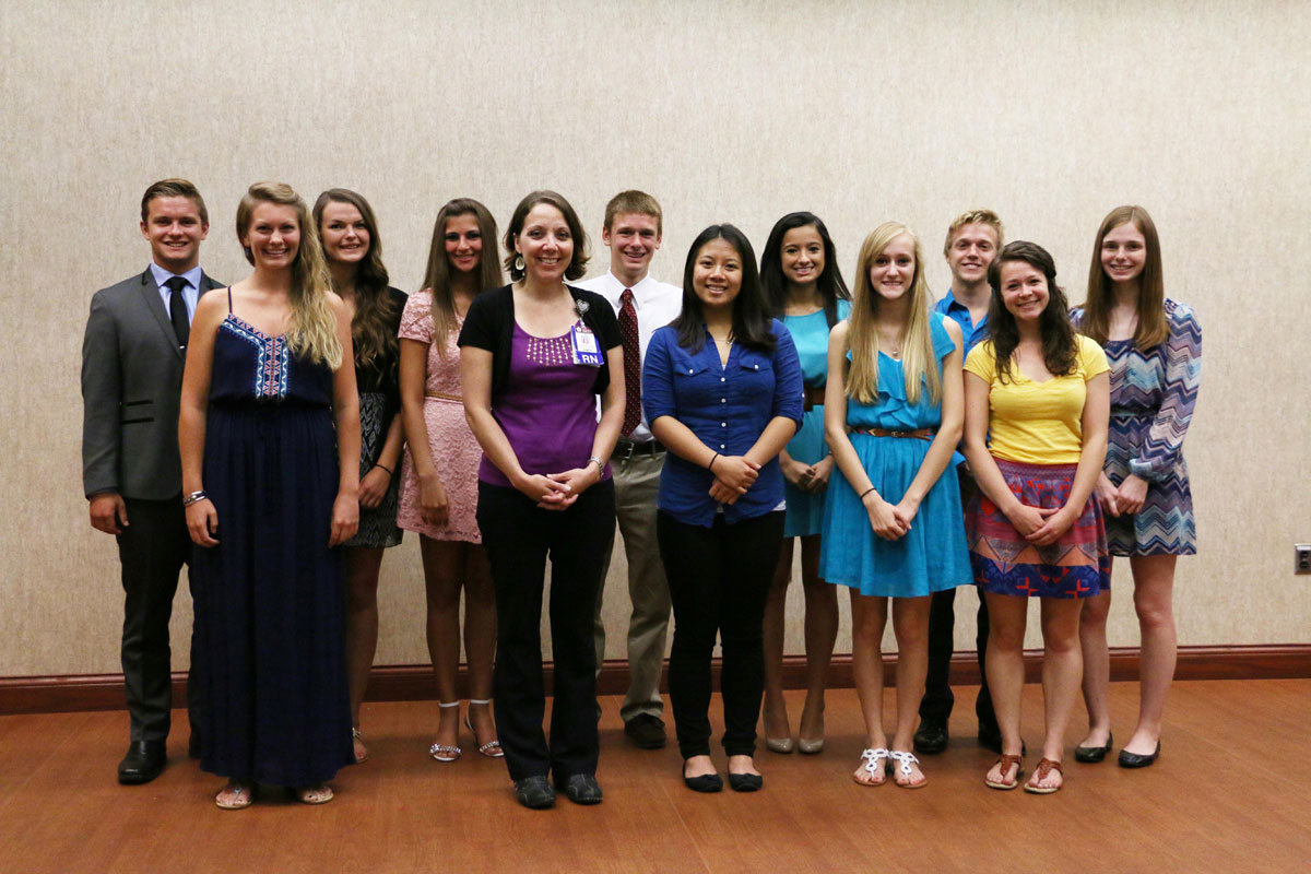 St-Mary-Medical-Center-Scholarship-Recipients-2015