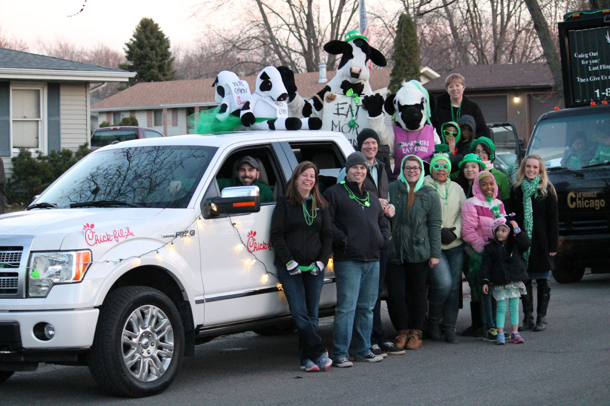 Crown Point St. Patrick's Day Parade & Festival Features Night of Irish Celebration