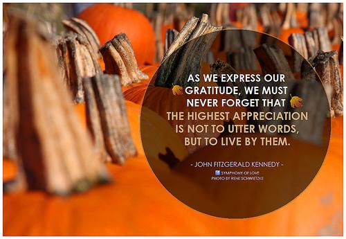 Lifestyle of Gratitude