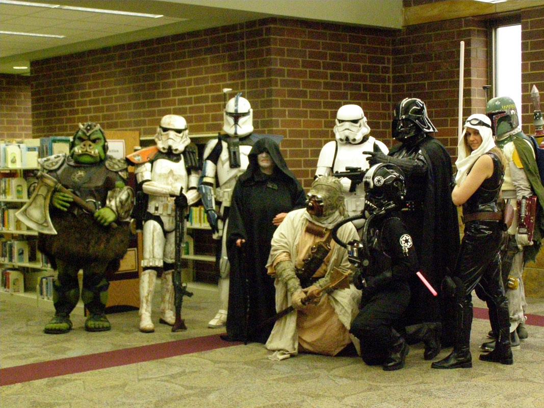 Star Wars Day with the 501st Legion, Northern Darkness Garrison