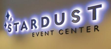 stardust event center hero