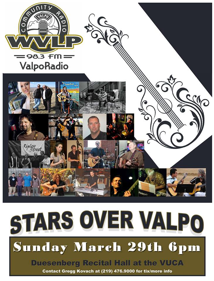 Stars Over Valpo Promises Another Amazing Show in 2015