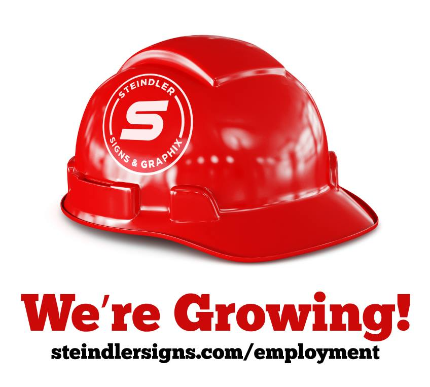Steindler Signs & Graphix is Hiring for Sales